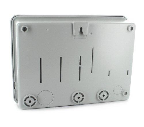 Задняя стенка контроллера ESP-ME