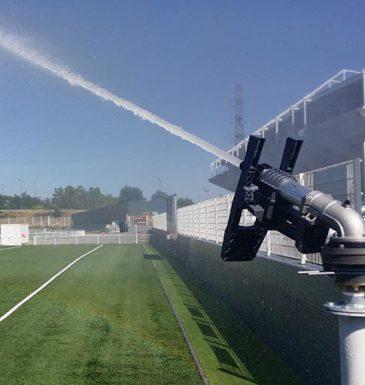 Системы полива для спортивных объектов