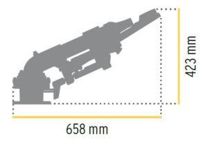 водная пушка xlr 24