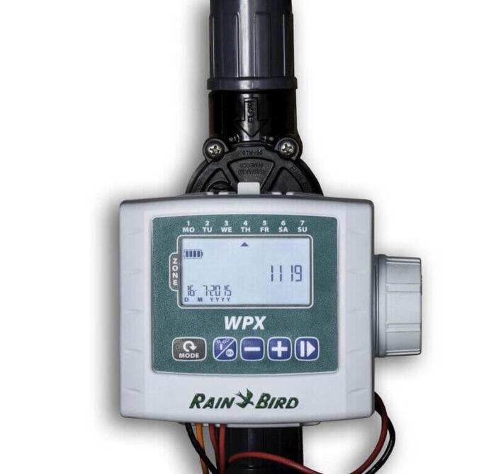 Автономный контроллер полива WPX-2
